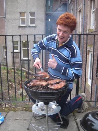 Hot chef!